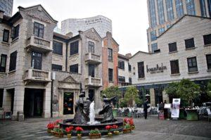 Французский квартал Шанхай